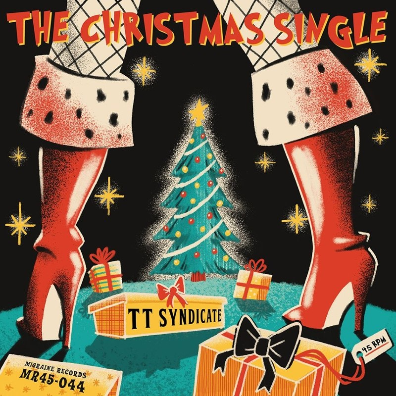 TT SYNDICATE - Hip shakin santa 7