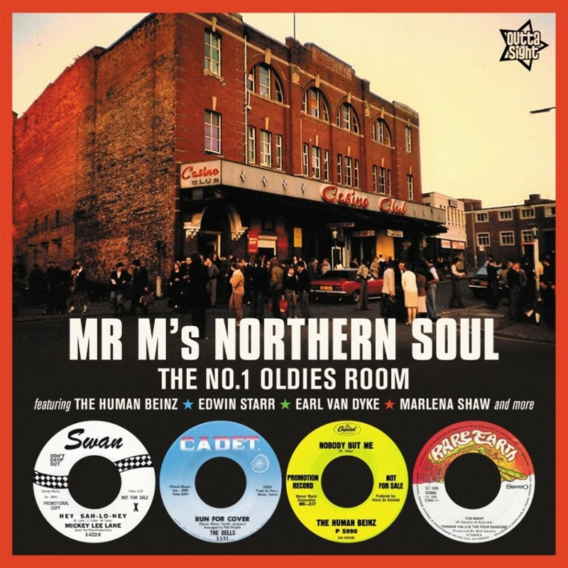 V/A - Mr M's northern soul-the no.1 oldies room LP
